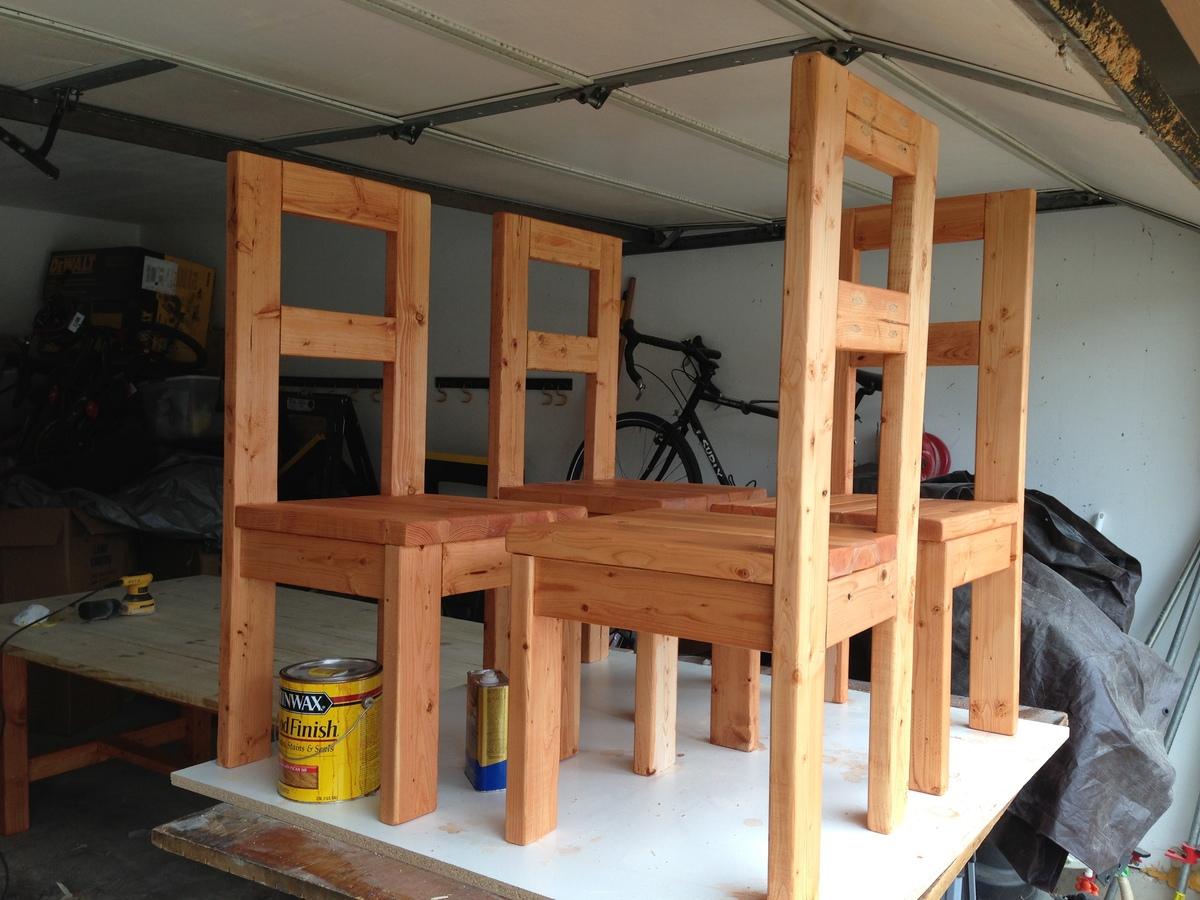 Diy Patio Furniture Ana White