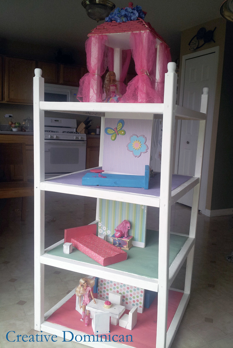 Ana White | DIY Dollhouse - DIY Projects