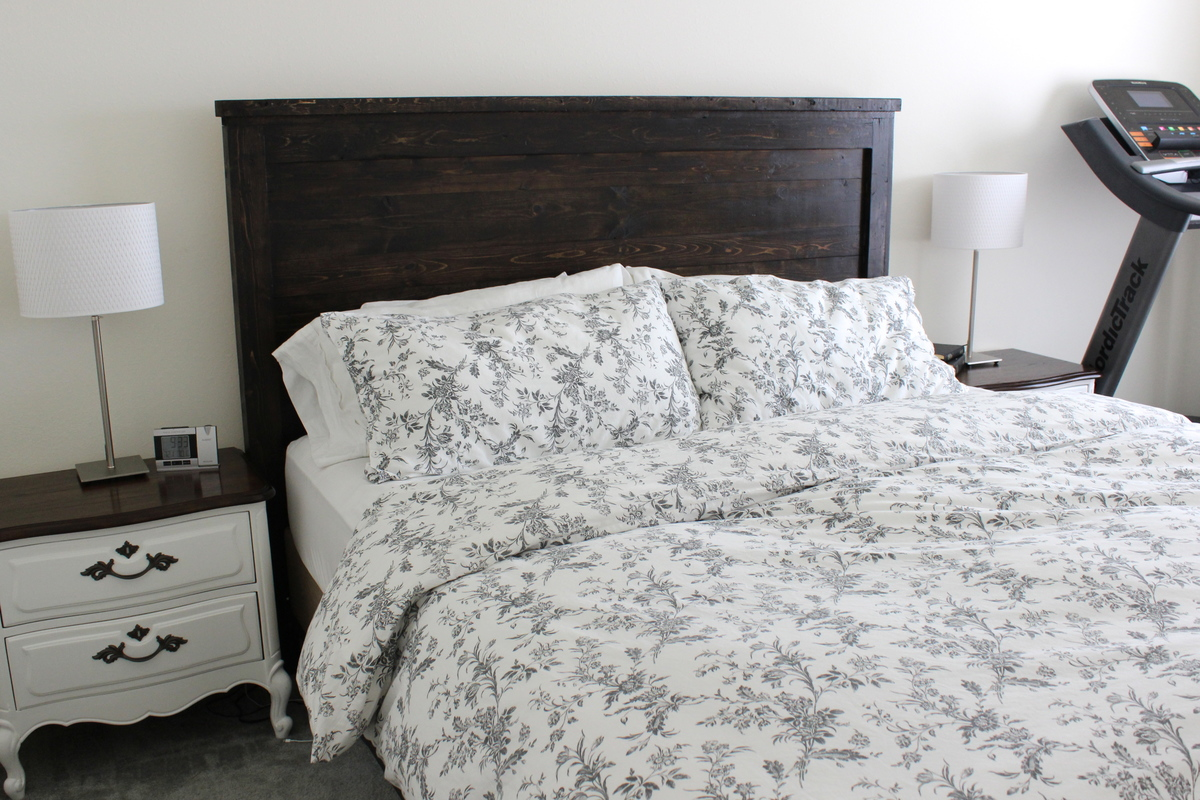Ana White | Reclaimed-Wood Headboard, Cal King - DIY Projects