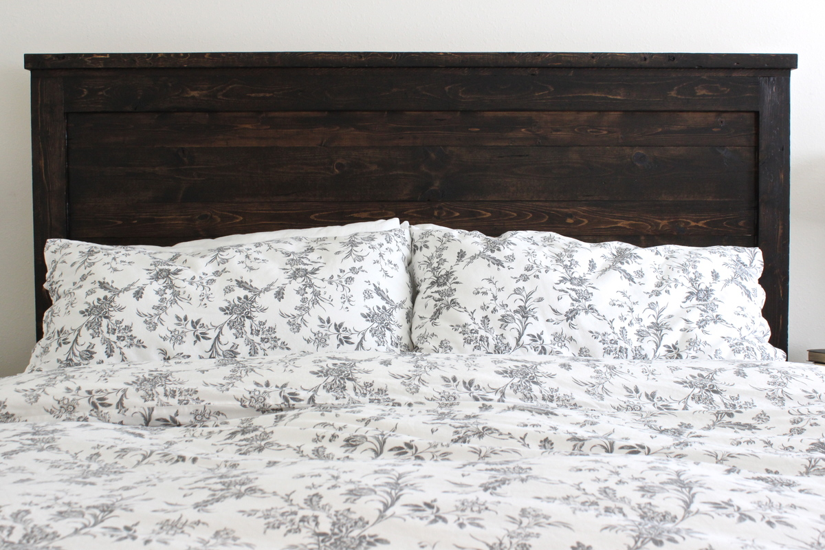 Reclaimed Wood Headboard Cal King