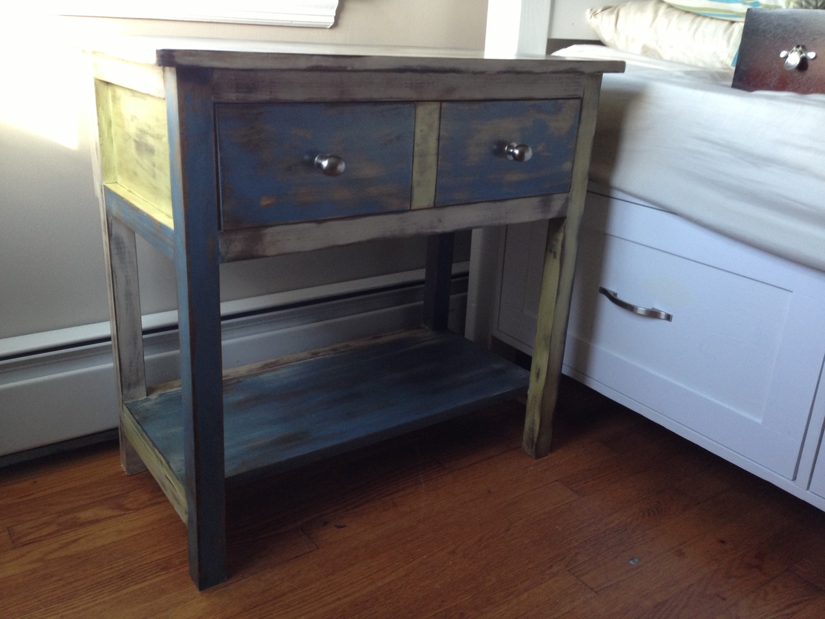 Ana White Night Stand Diy Projects