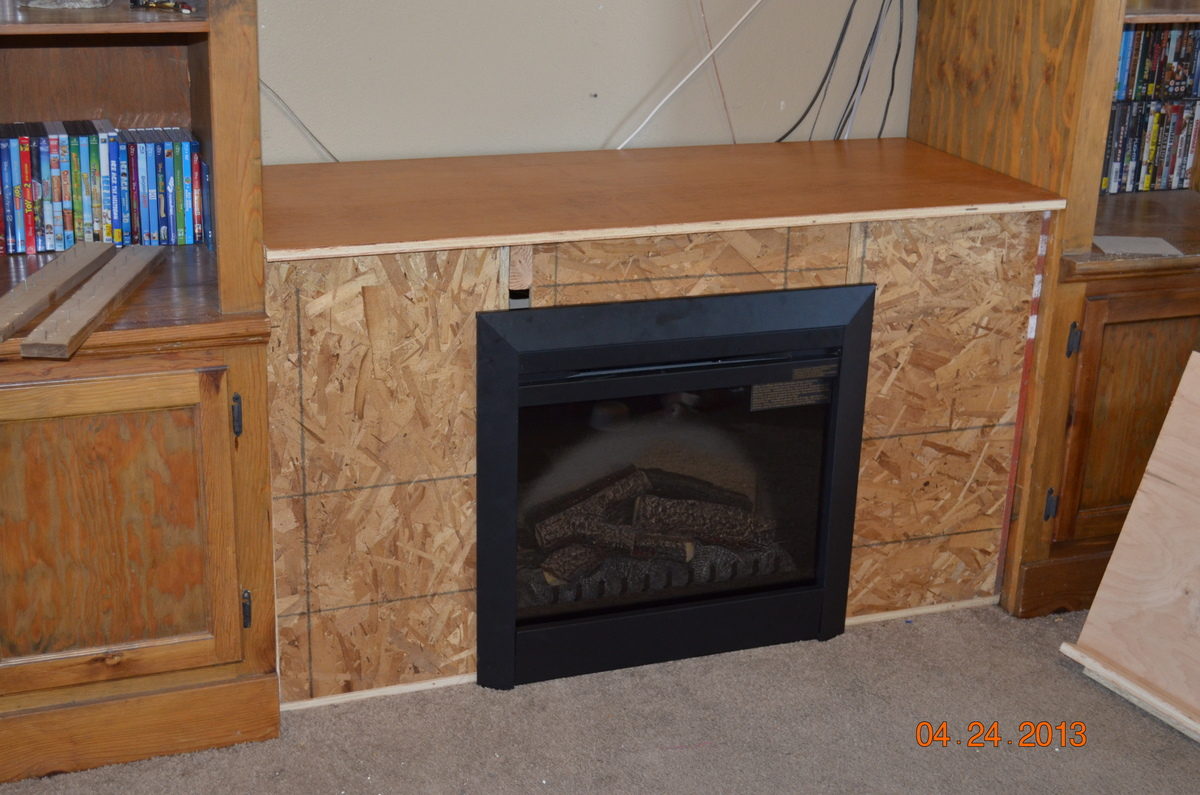 Lowes Kitchen Ideas Ana White Entertainment Center Fireplace Diy Projects