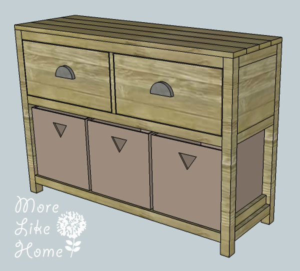 table drawers entryway throughout with console design drawer rustic