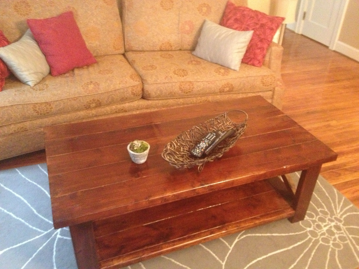 Felic november 2014 Do it yourself coffee table