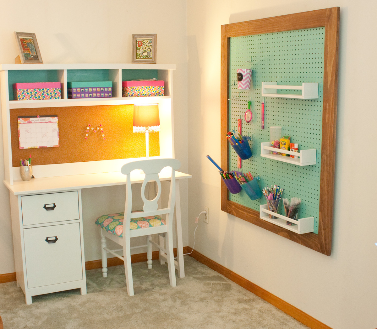 Ana White Back To School Desk Diy Projects