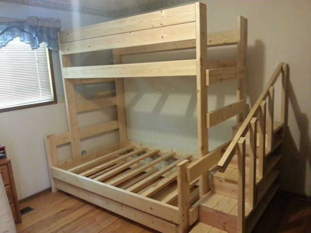 Ana White Dream Works Custom Bunk Beds And Lofts Diy