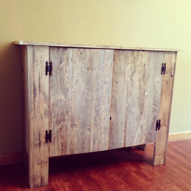 ana white barn wood buffet diy projects