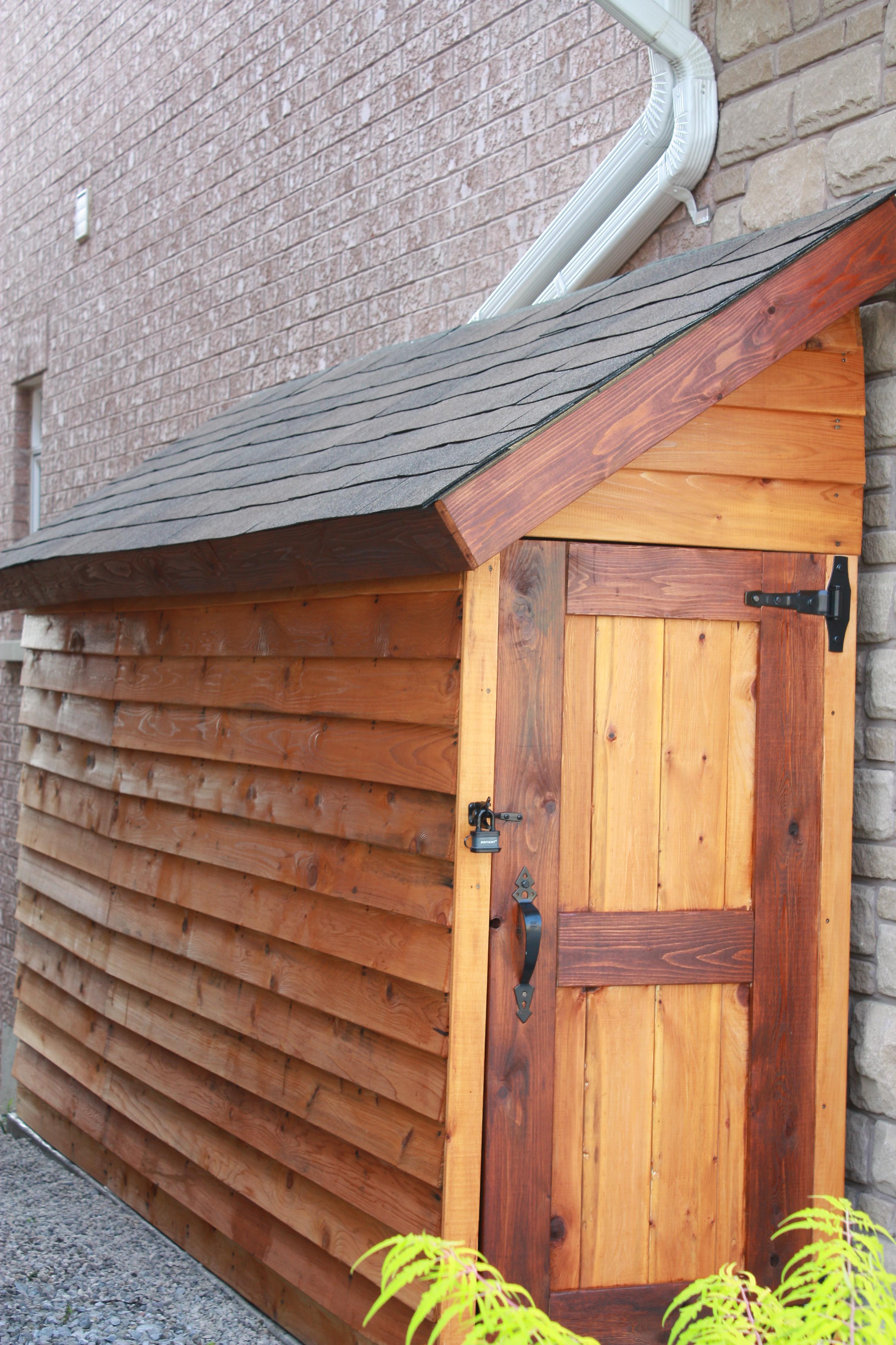 Barn Wood Step Stool