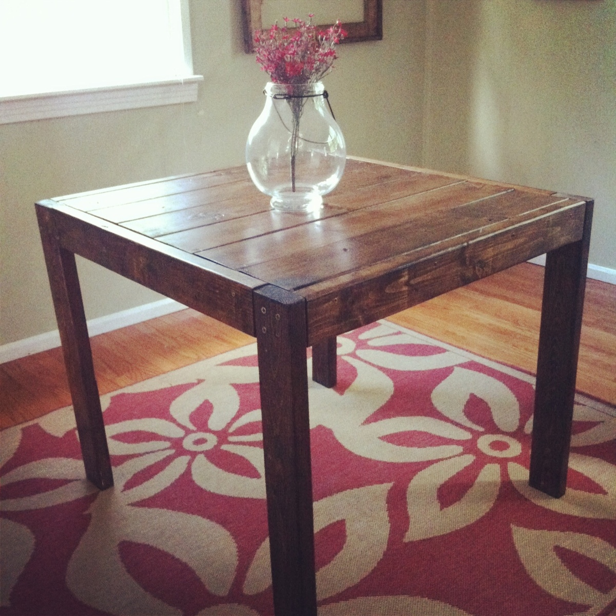 Bench Kitchen Tables On Pinterest: Farmhouse Table- Love It! - DIY Projects