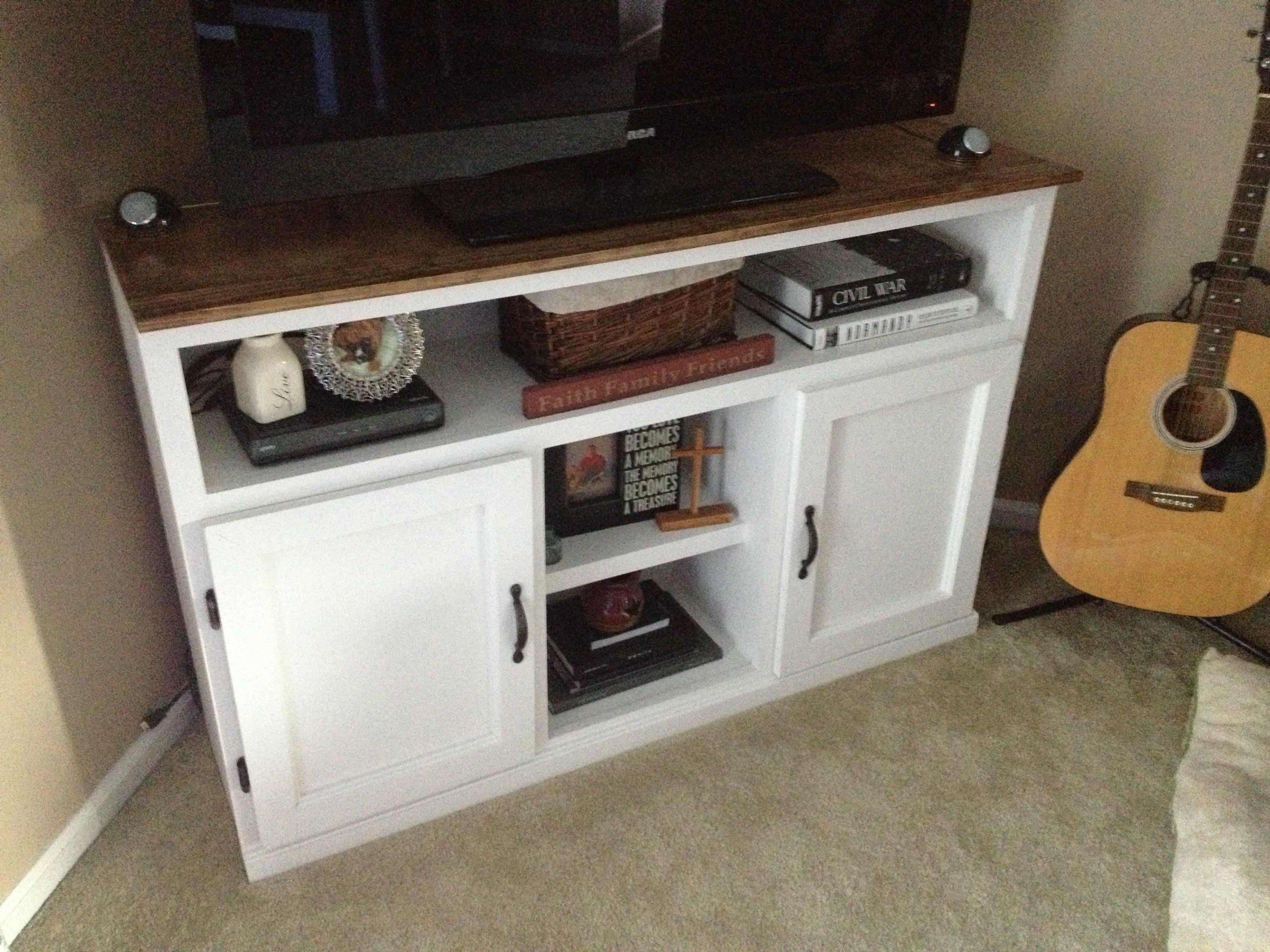 Ana White Tv Console Diy Projects