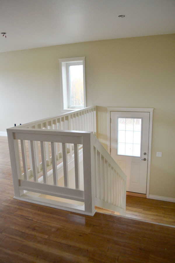 Stair Railing | Ana White
