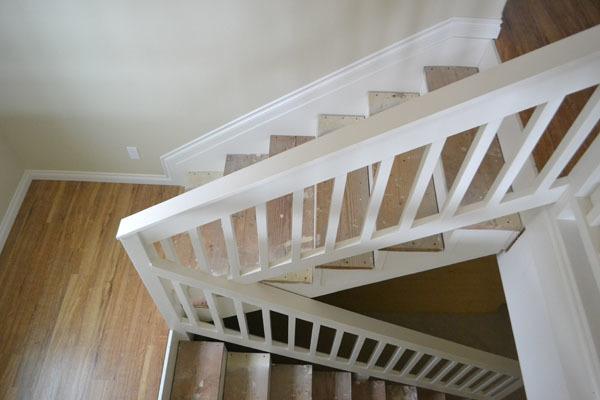 Stair Railing   Ana White