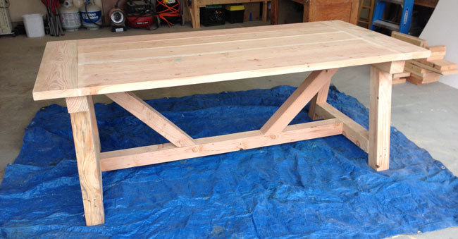picnic table plans free download | Woodworking Guide Plans