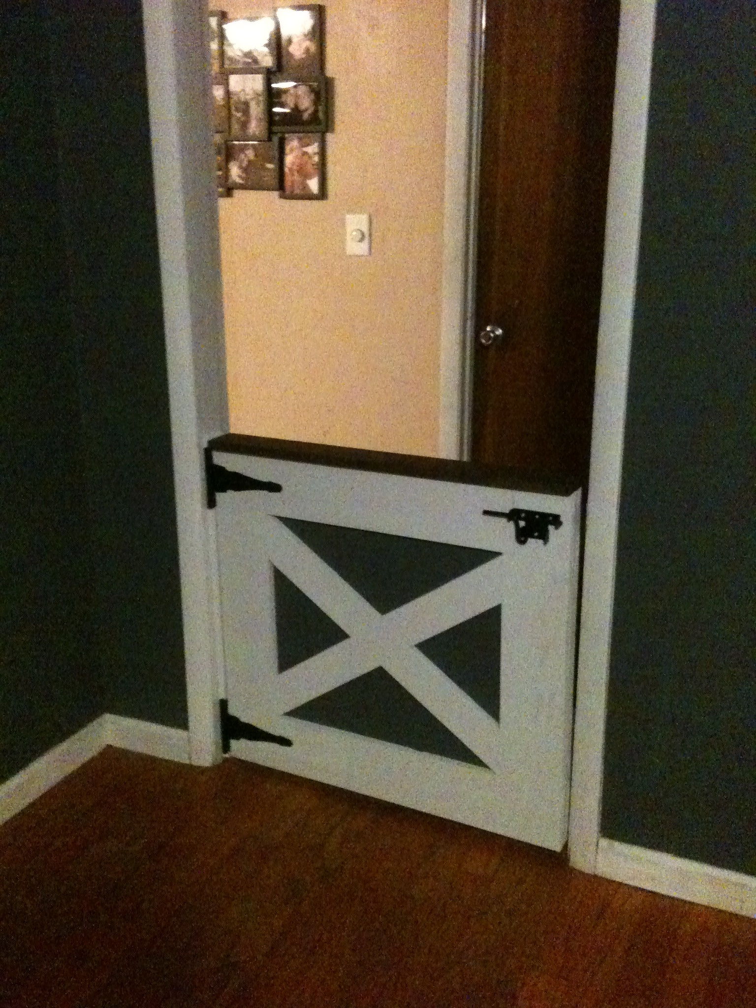 Ana White Baby Dog Gate Diy Projects