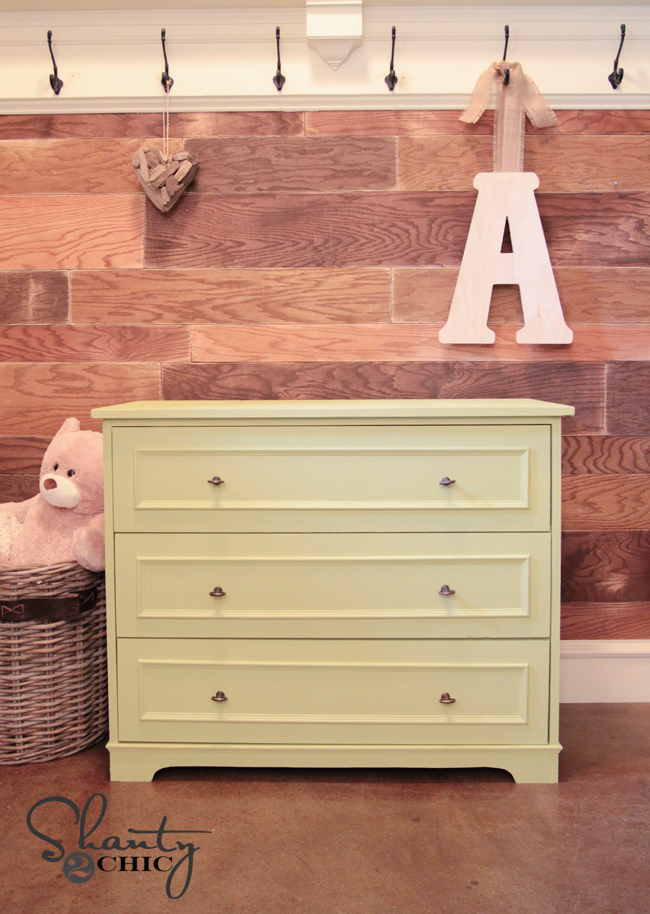 ana white fillman dresser or changing table diy projects