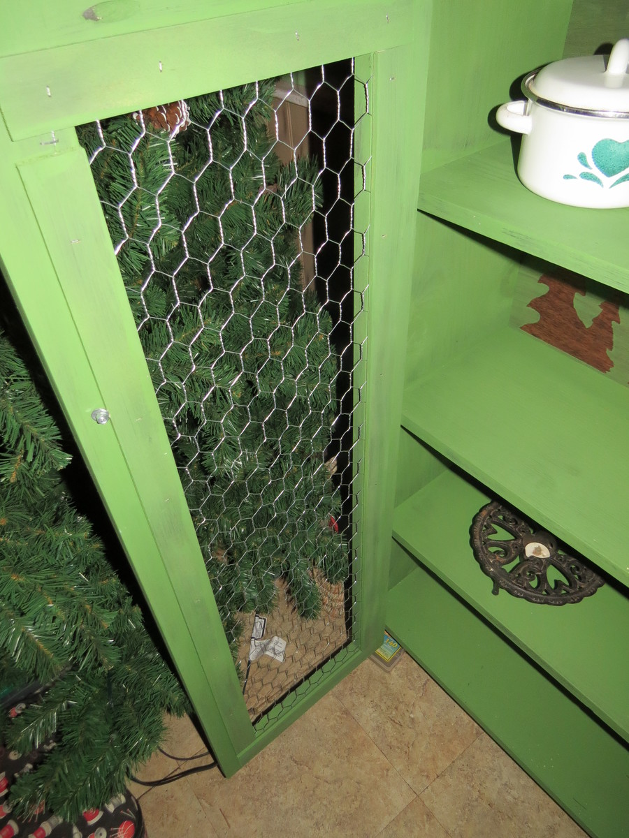 Ana White Jelly Cabinet Pie Safe Diy Projects