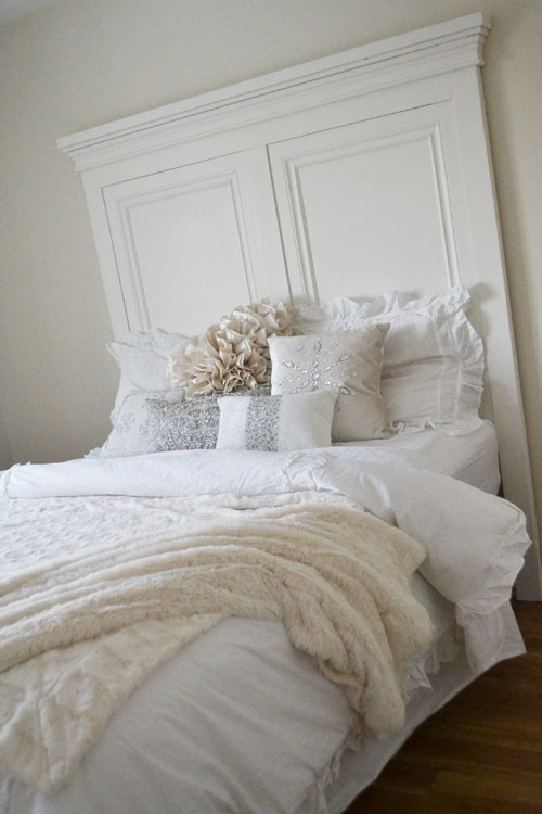 Unique Ana White | Tall Panel Headboard - QUEEN - DIY Projects ZL42