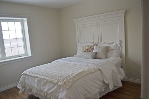 Ana White Tall Panel Headboard Queen Diy Projects