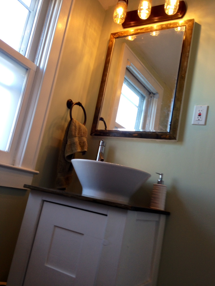 Ana White An Updated Bathroom Vanity Diy Projects