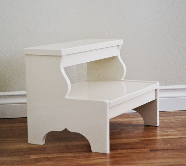 Ana White Easy Vintage Step Stool Diy Projects