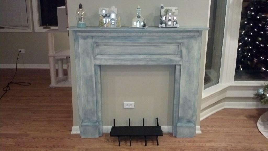 Ana White My Faux Fireplace Build Diy Projects