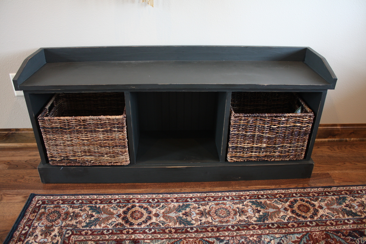 Ana White Entryway Bench Amp Shelf Diy Projects