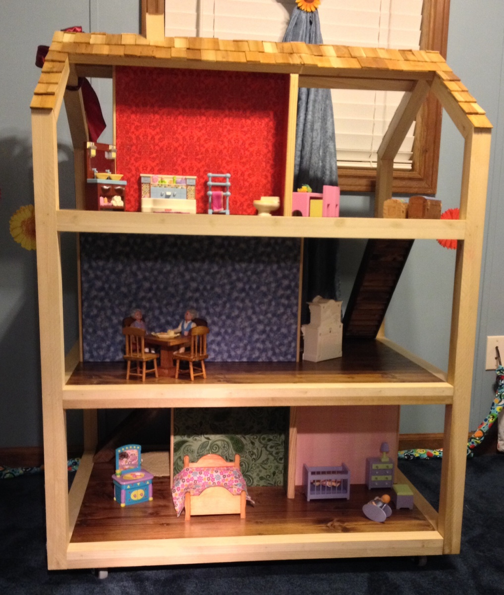 DIY Dollhouse - DIY Projects