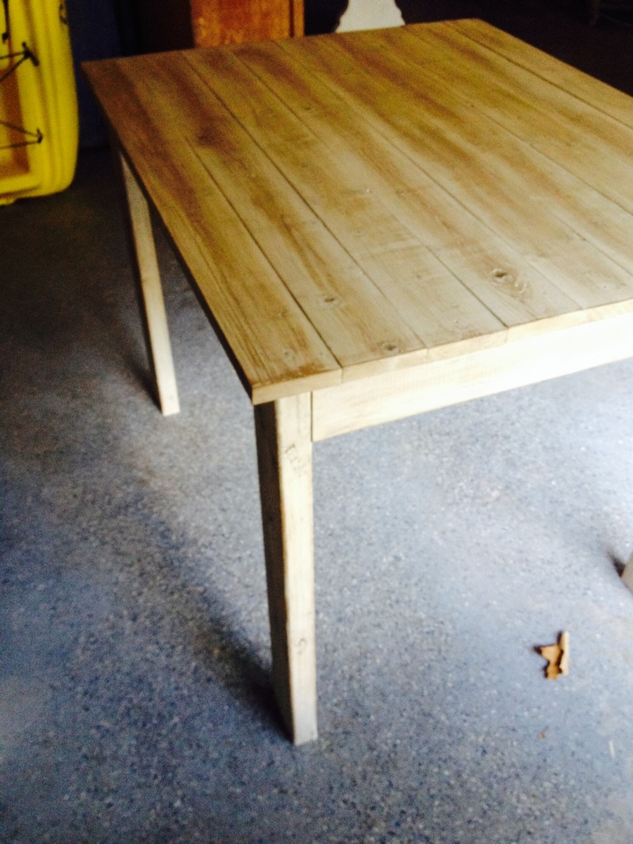 Ana White 2x4 Table Diy Projects