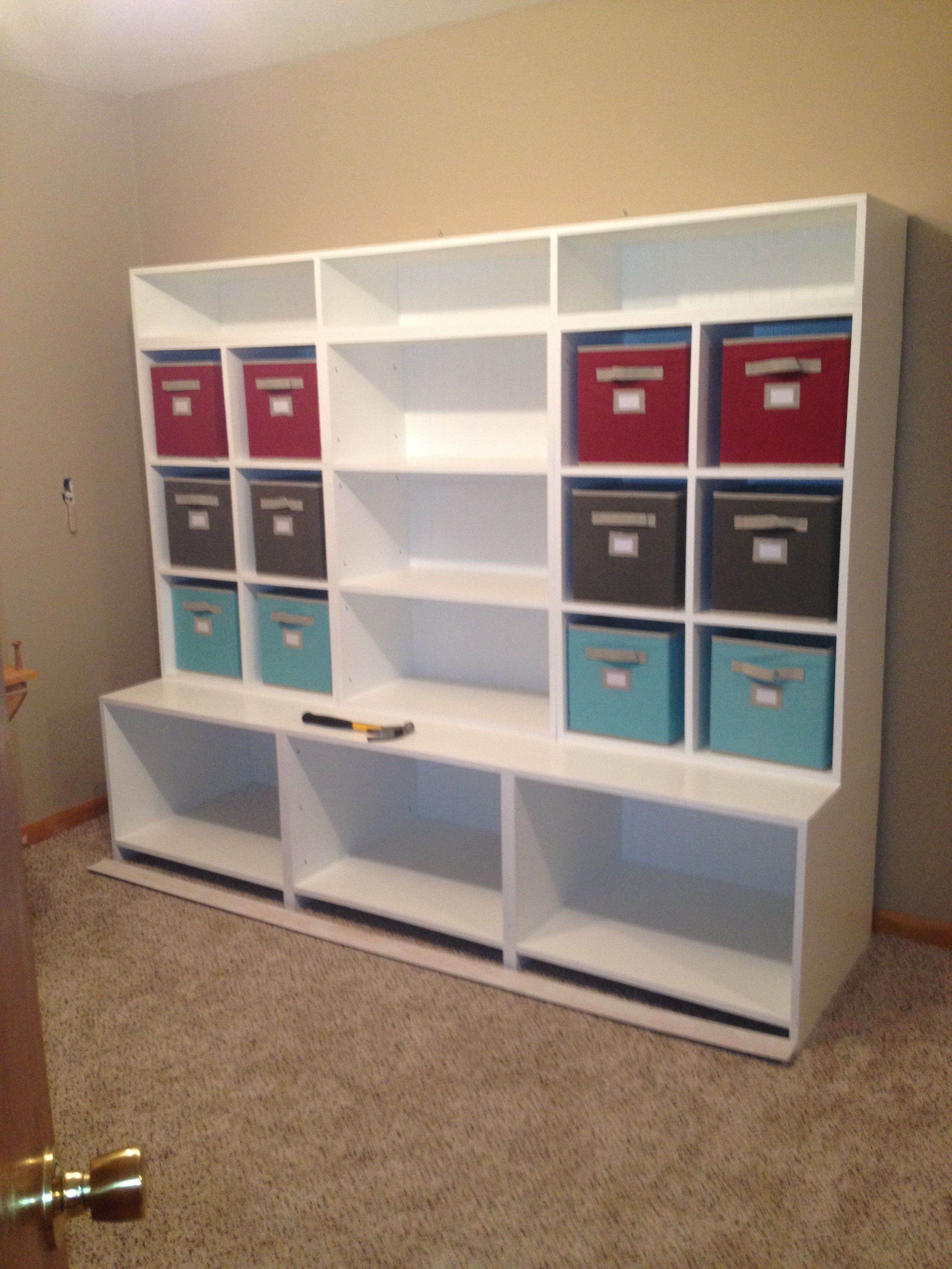 Ana White Toy Storage Diy Projects