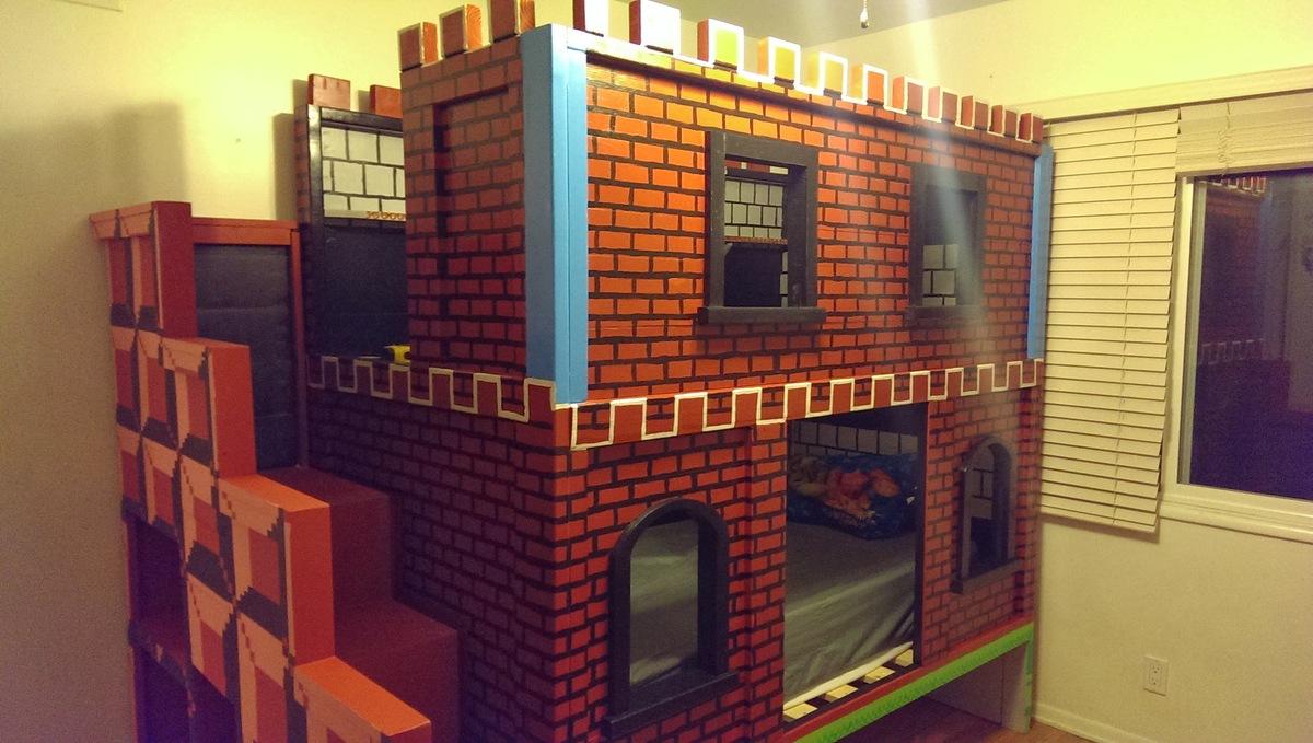Mario Castle Bunk