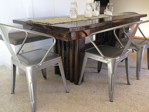 Ana White Modern Dining Table DIY Projects