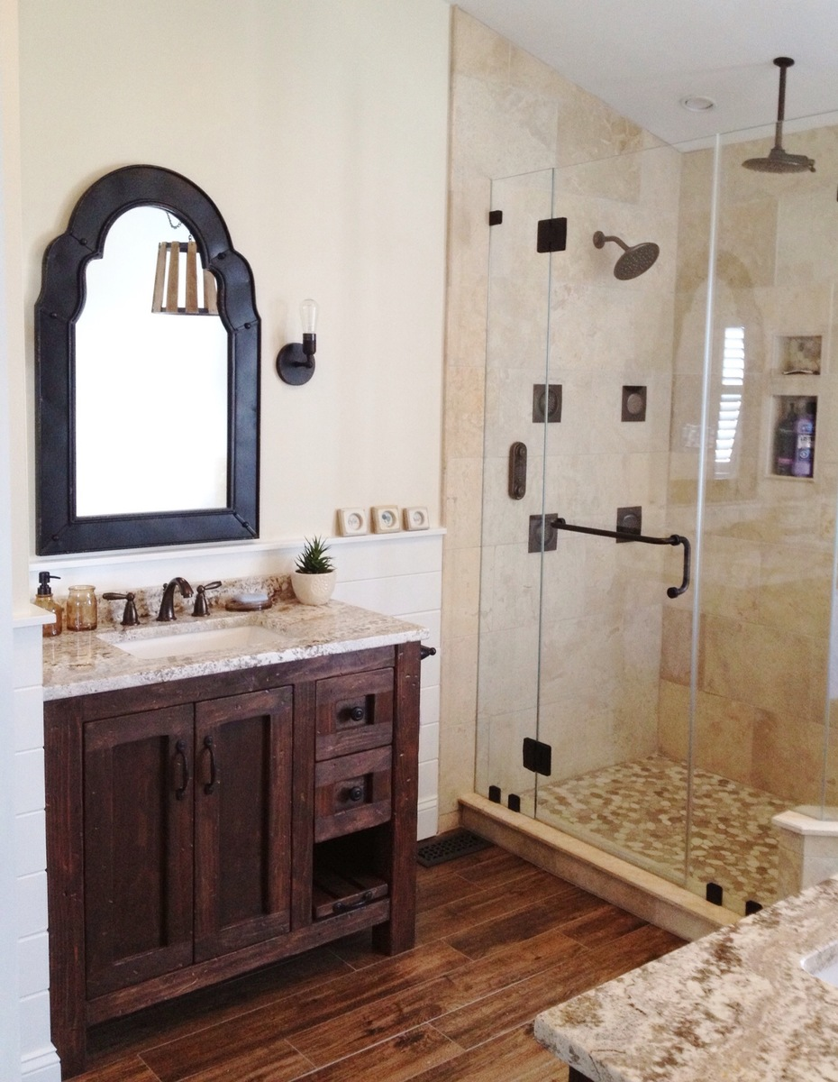 Ana White Bathroom Vanities Diy Projects