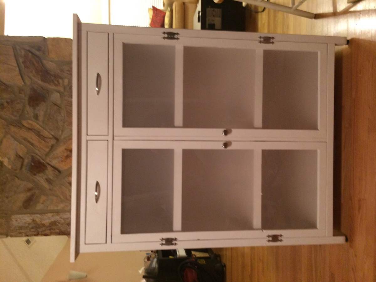 Exceptionnel Hemnes Linen Cabinet Finished!