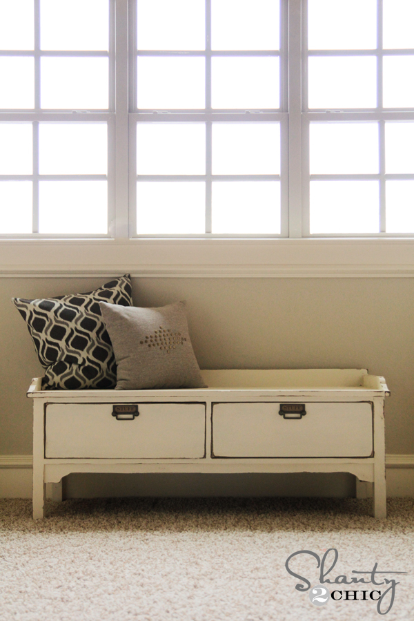 Ana White Alexia Bench Diy Projects