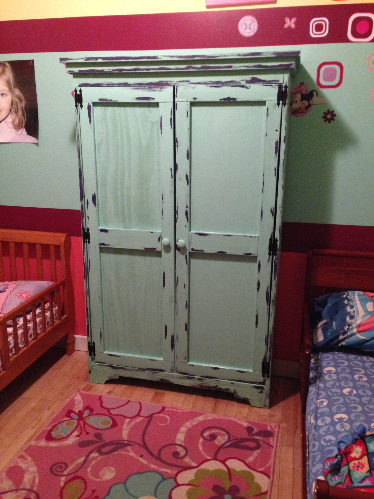 Ana White | Simplest Armoire - DIY Projects
