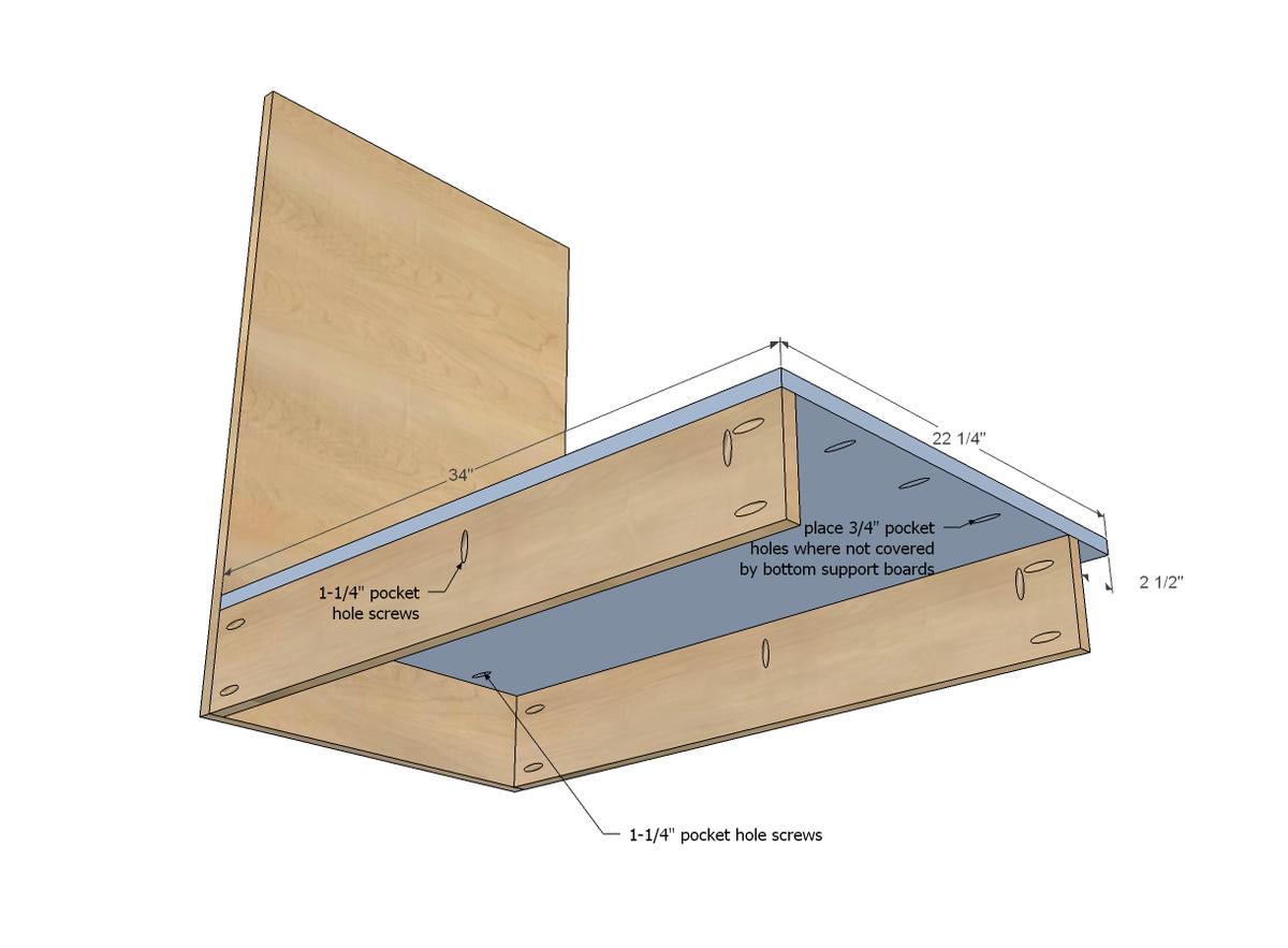 """36"""" Sink Base Kitchen Cabinet - Momplex Vanilla Kitchen ..."""