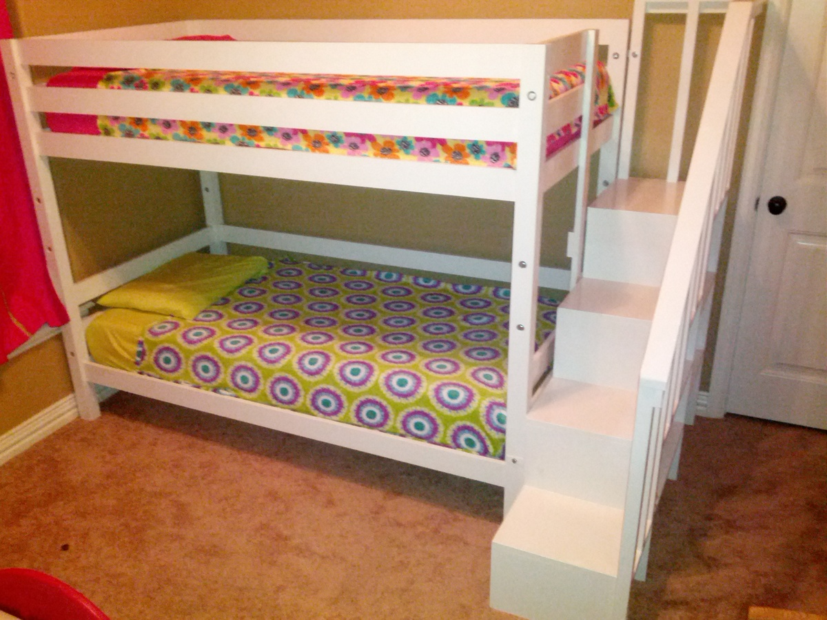 twin central stairs bedroom desk with beds loft bunk play new bed area furniture and