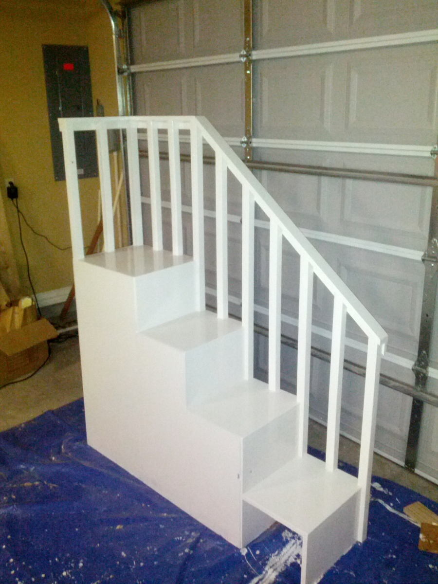 Bunk Beds Stairs Bunk Beds With Stairs And Storage Under