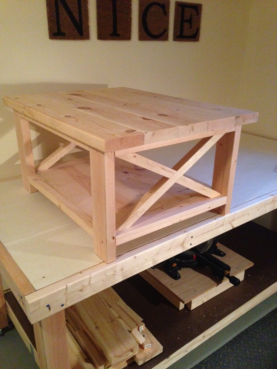 Image Result For Coffee Table Diy Pine