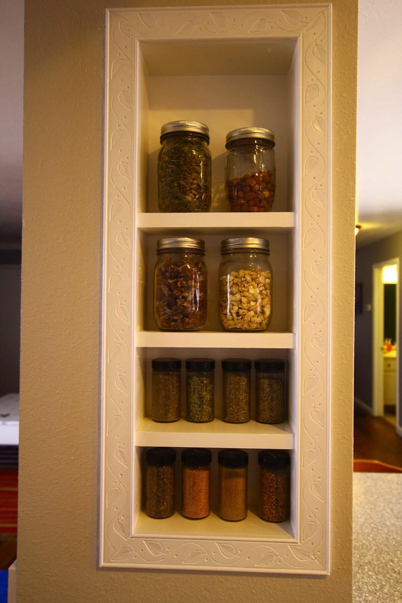 Spice Rack Built In Ana White