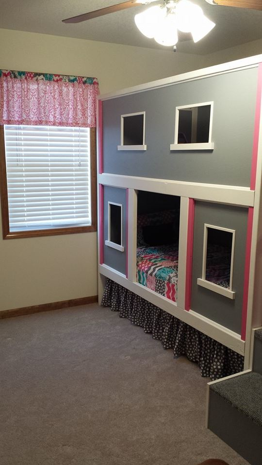 Additional Photos: - Ana White Our Bunk Bed - DIY Projects - Bunk Bed Crib - Crib Bunk Bed Combo KH Design