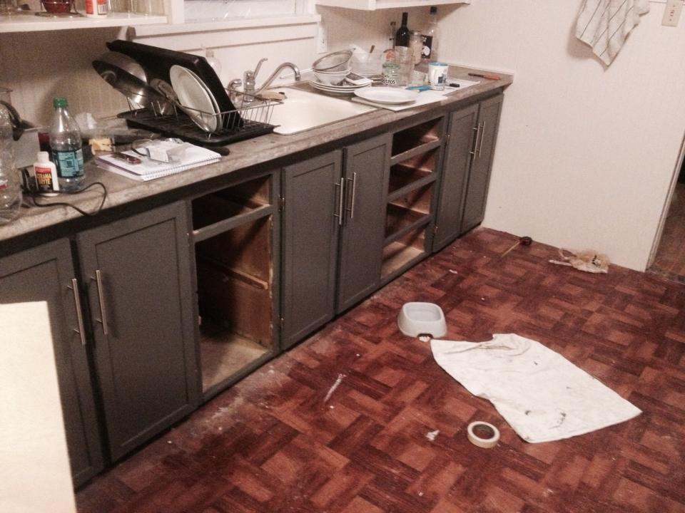 Shaker Style Cabinet Doors Diy