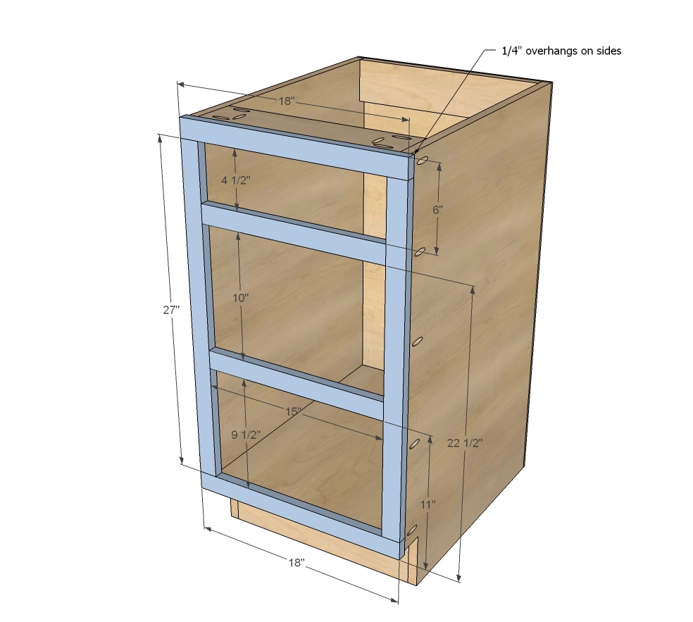 sc 1 st  Ana White : building a cabinet with drawers - Cheerinfomania.Com