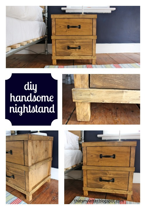 ana white owens nightstand diy projects