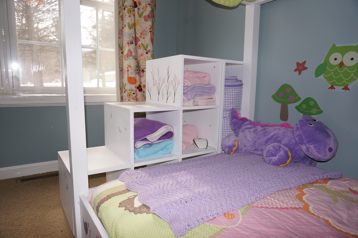 Ana White Kids Bunk Bed With Storage Stairs Diy Projects