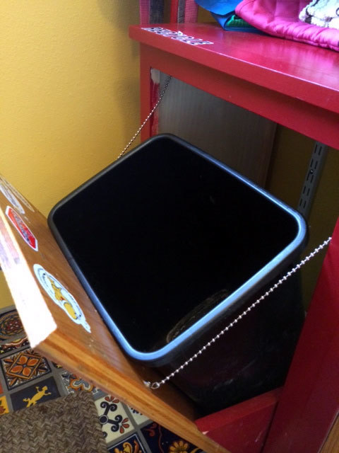 Ana White Double Tilt Out Trash Amp Recycle Bin Diy