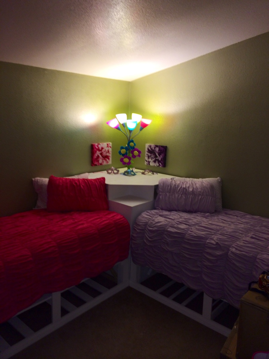 Ana White Corner Beds Diy Projects