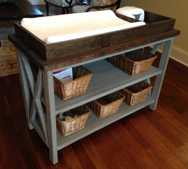 Belmont Buffet And If You Want To Build That Take A Look At Ana Whites Plans For It Below I Have Provided Detailed Baby Changing Table Woodworking