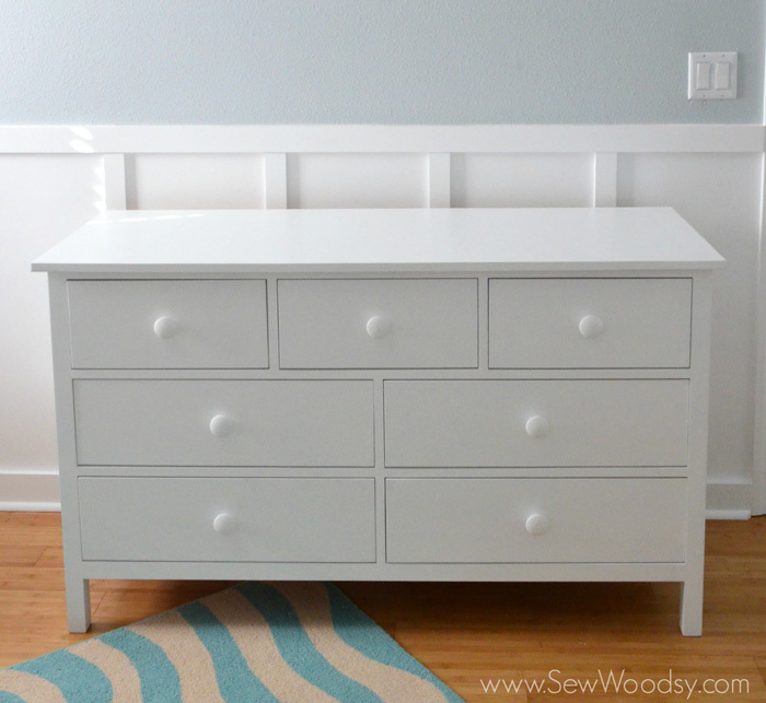 Kendal Extra Wide Dresser Ana White