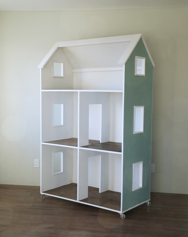 "... Girl or 18"" Dollhouse 